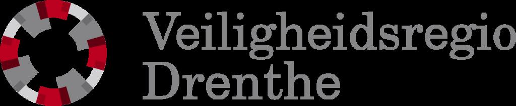 Logo van Veiligheidsregio Drenthe