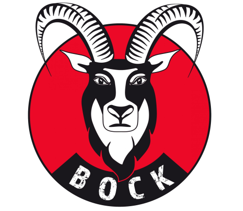 Wie is de Bock Logo